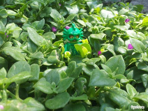 Verde | Geekoteca Labs | Lego