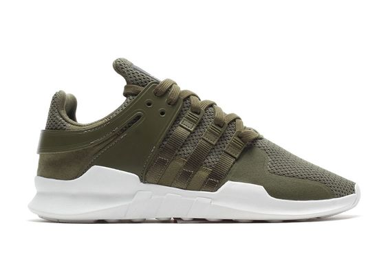 Updated with a sleeker and lighter feel, the classic adidas EQT Support received a major modern upgrade with this year's release of the 'Advanced' construction. Stripping the silhouette down to its essentials with a mesh-based upper, the EQT runner of … Continue reading →