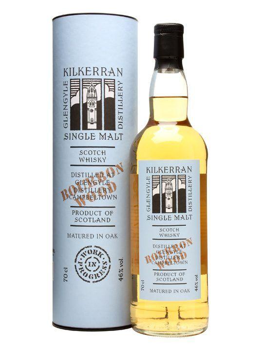 how to make distilled bourbon