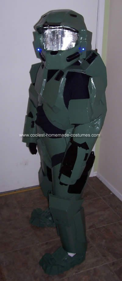 halo 5 how to ninja costume