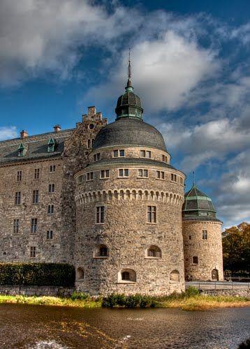 Örebro Castle (Sweden)