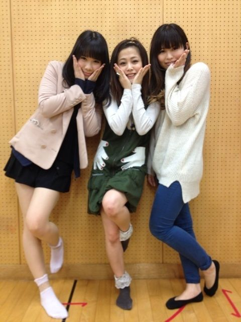 sazaeallstars:  ふじこ。|新垣里沙オフィシャルブログ「Risa!Risa!Risa!」Powered by...