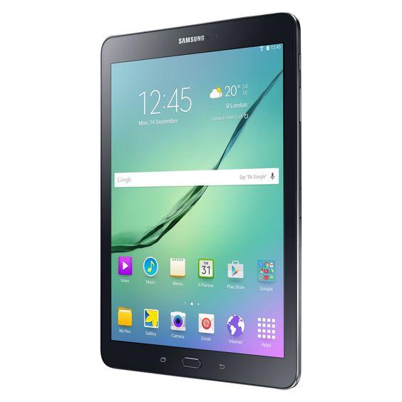 "Samsung Galaxy Tab S2 SM-T817 32 GB Tablet - 9.7"" - Wireless LAN - AT, #SM-T817AZKBATT"