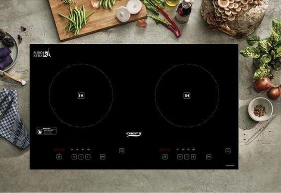 Vì sao bếp từ Chefs EH DIH2000A không có tính năng gì nổi bật nhưng vẫn bán chạy?