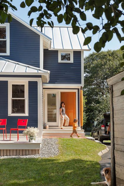 Red Brick House Exterior Siding Color Combos