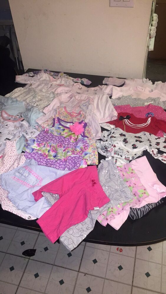 Cute Baby Girl Clothes Outfit Lot Bundle Size 3 6 Months Free Shipping Fashion Clothing Shoes Accessories Babyto Cute Baby Girl Outfits Cute Baby Girl Cute Babies