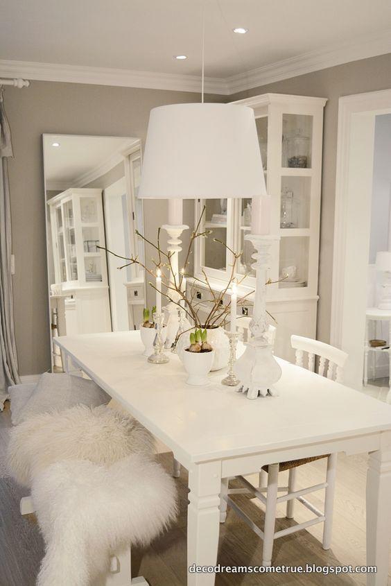 Pin by Gabi L on Wohnzimmer Pinterest Shabby, Room and Living - landhausmöbel weiss wohnzimmer