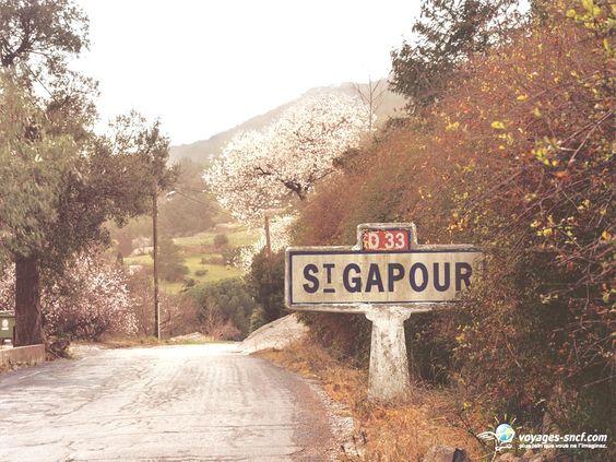 Voyage pas cher pour St Gapour