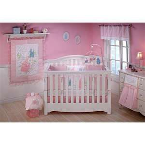 The crib bedding from my great friend Phelicia for my little princess that will be here very soon :)