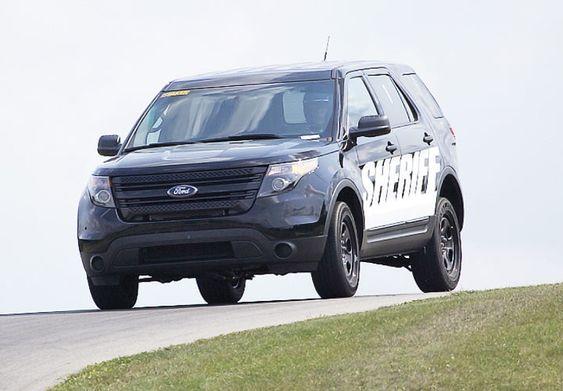 2013 Police Vehicle Testing - Photo Gallery - POLICE Magazine