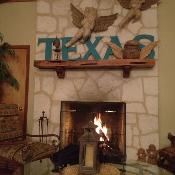 TX hill country cozy comfort