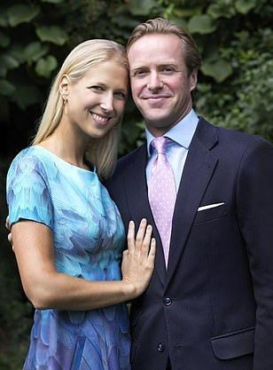 Buckingham Palace announces the engagement of Lady Gabriella Windsor