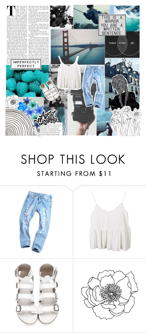 """this is a mirror you are a written sentence"" by thirteen-hearts ❤ liked on Polyvore featuring Comfort Zone and KEEP ME"