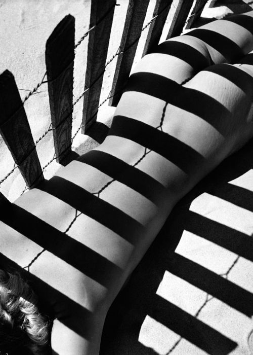 """""""Sand Fence""""-1930's..Lisa Fonssagrives, considered to be the world's first 'super model'..Photo by Irving Penn.."""