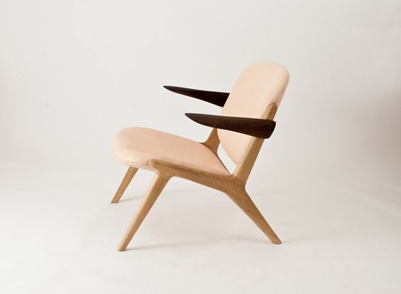 inoda + sveje: knock down chair for miyazaki factory