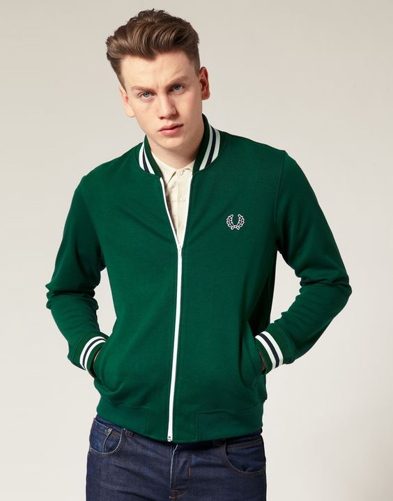 fred perry 95f jackets and coats pinterest track. Black Bedroom Furniture Sets. Home Design Ideas