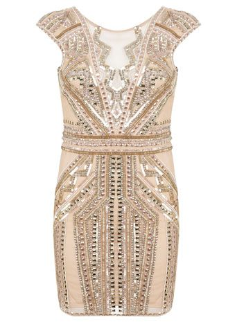 1920s Style Dresses UK- Great Gatsby to Downton Abbey
