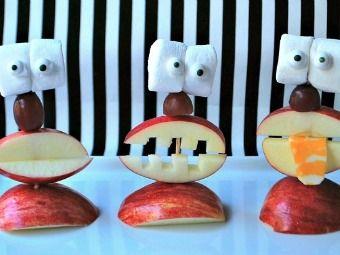 Monster Apple Kebobs