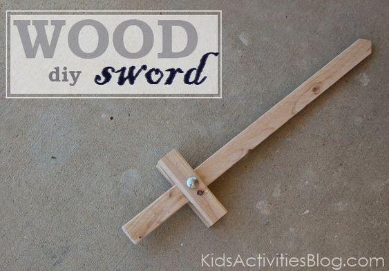 Be a Pirate: Make a Sword