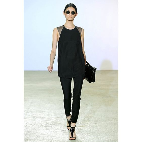 Costume National - Women's Ready-to-Wear - 2011 Spring-Summer