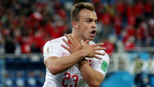 World Cup 2018 News Serbia Fa Chief Condemns Shaqiri Xhaka Claims Fifa Conspiracy Fixed Match Clash Esporte Esportes