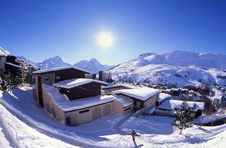 Location ski pas cher à la Résidence la Meije