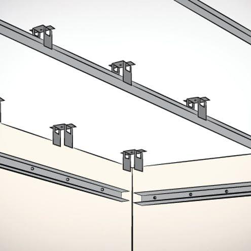 Decke Abhangen In 8 Schritten Obi In 2020 Trockenbau Unterkonstruktion Decke Altbau Sanieren