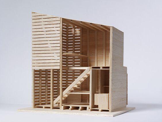 Pin by Scott Klinker on Home Pinterest Models, Architecture and - maquette de maison a construire