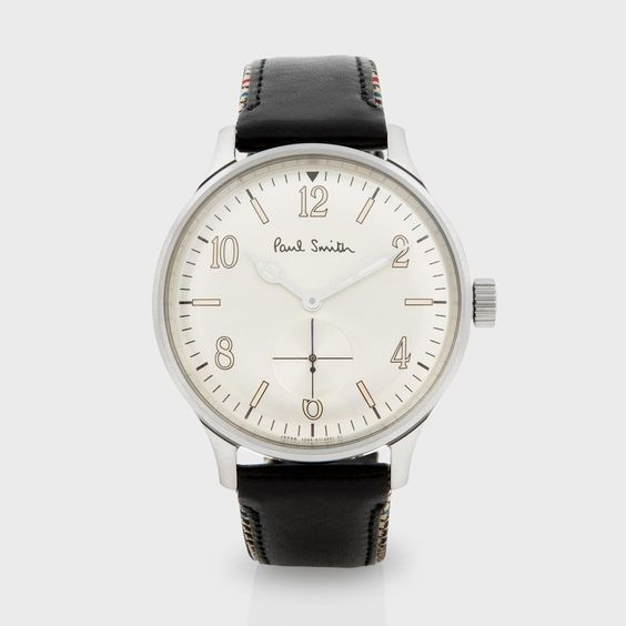paul smith s watches black city classic