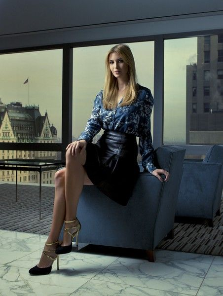 Ivanka Trump The Businesswoman  trakrecruiting.com - specialist retail & fashion recruiters