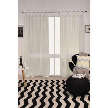 Curtains Ideas curtains in australia : Filigree Rivet Eyelet Curtain White 140 x 221 cm | Spotlight ...
