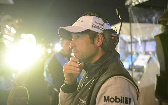 Patrick Dempsey (Grey's Anatomy) aux 24 heures du MansUS actor Patrick Dempsey of Dempsey DelPiero-Proton Porsche 911 GT3 RSR during the Le Mans 24 Hours Practice and Qualifying in Le Mans, France on June 20, 2013. Photo by Guy Durand/ABACAPRESS.COM