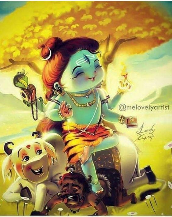 Mahadev Shiv Sankar Good Morning Images