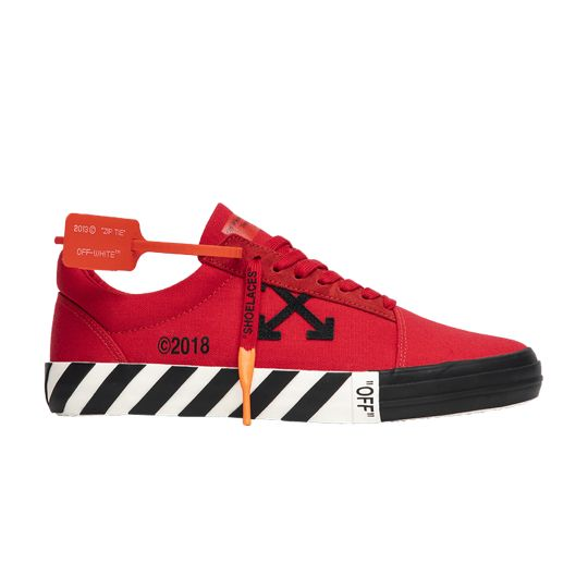 Check out the OFF-WHITE Vulc Low Top