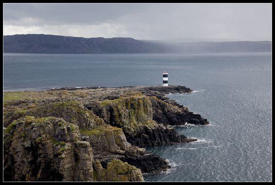 Rathlin South Lighthouse © Heiko Klotz