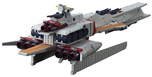 Gundam Unicorn Nahel Argama Figure Megahouse Cosmo Fleet Special
