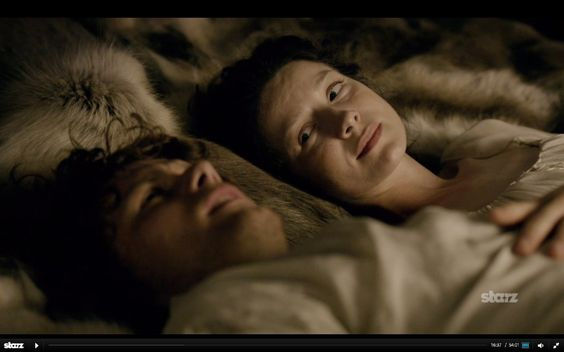 """The first time was fast, clothed and awkward. Claire: """"So was it like you thought it would be?"""" Jamie: """"Almost. I thought... nah, never mind."""" Claire: """"What? Tell me."""" Jamie: """"You'll laugh at me."""" Claire: """"Promise. I won't laugh."""" 