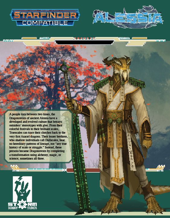 The Dragonsworn - Back Page