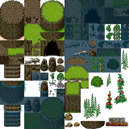Fabulous rpg maker vx tileset - Recherche Google | RPG Maker | Pinterest  IQ88