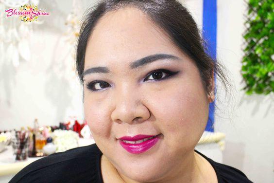 my Ultraviolet Makeup Look