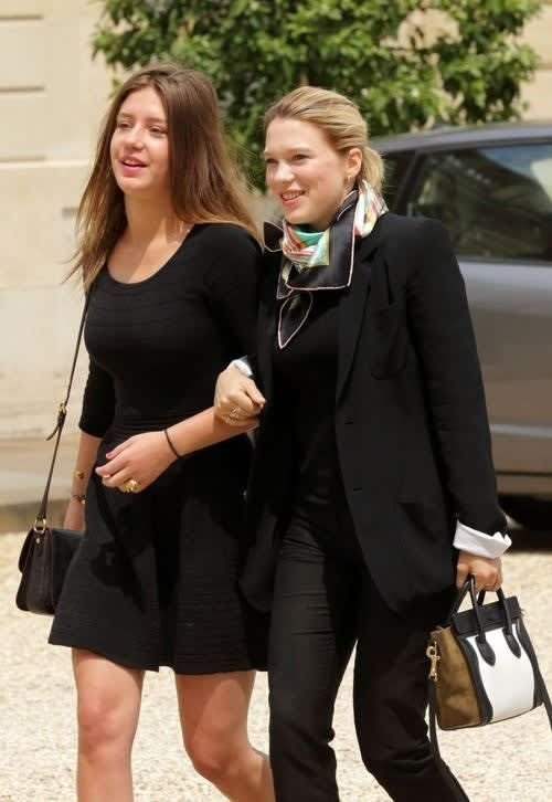 16 Reasons Why Lea Seydoux And Adele Exarchopoulos Should Date