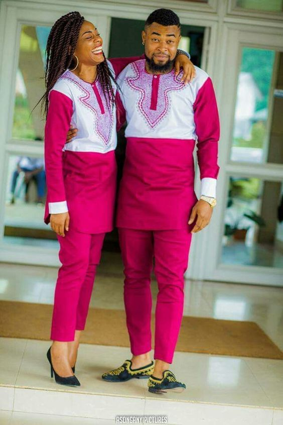 Most beautiful senator styles for couples, classic couples rock matching senator wears and designs #ankara #ankarastyles #couples #couples