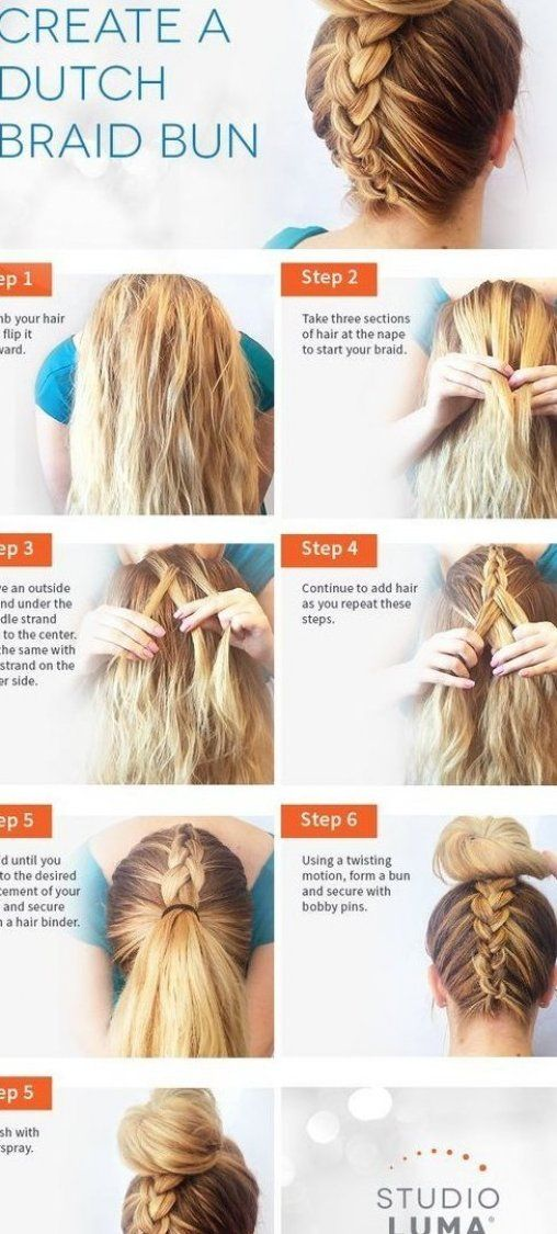 Style Hair Food Create Beauty Fitness Videos Family Hair Beauty Click On Each Image To View A Step By Step Tutorial On Ho In 2020 Hair Styles Kinds Of Haircut Hair