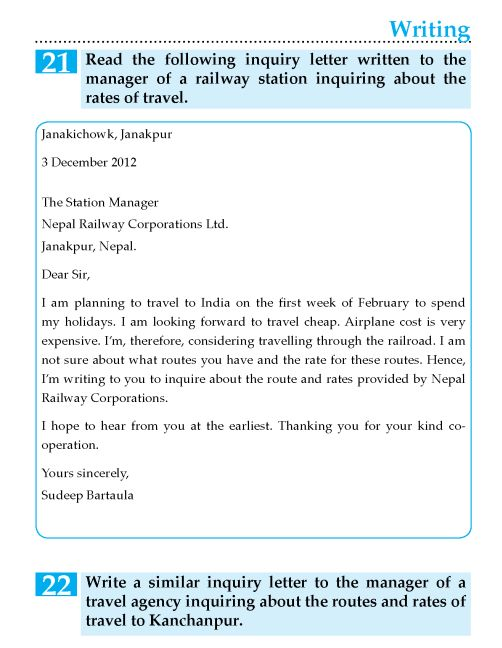 english - grade 8_page_ (221) English Language Skills Grade 8 - inquiry letter