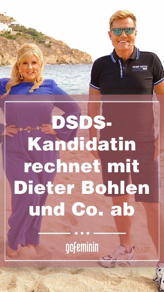 Dsds Kandidatin Rechnet Knallhart Mit Dieter Bohlen Und Co Ab In 2021 Dsds Vicky Leandros Dieter Bohlen