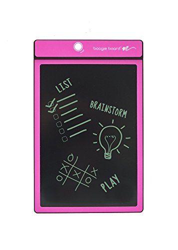 Boogie Board 8.5-Inch LCD Writing Tablet,Pink (PT01085PNKA0002), http://www.amazon.com/dp/B00AFPR6AC/ref=cm_sw_r_pi_awdm_x_leGgybY2R3R2H