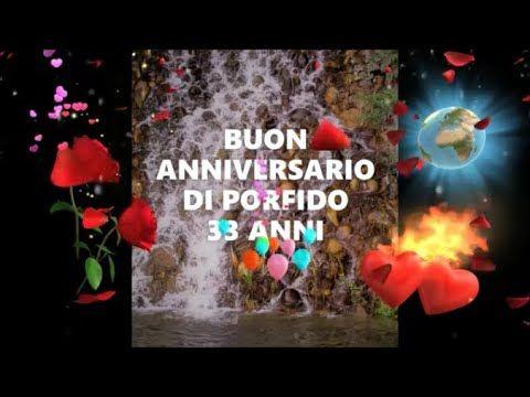 Anniversario Di Matrimonio 33 Anni.Buon Anniversario Nozze Di Porfido 33 Anni Di Matrimonio