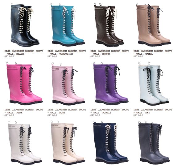 Best Rain Boots Brands - Boot Hto