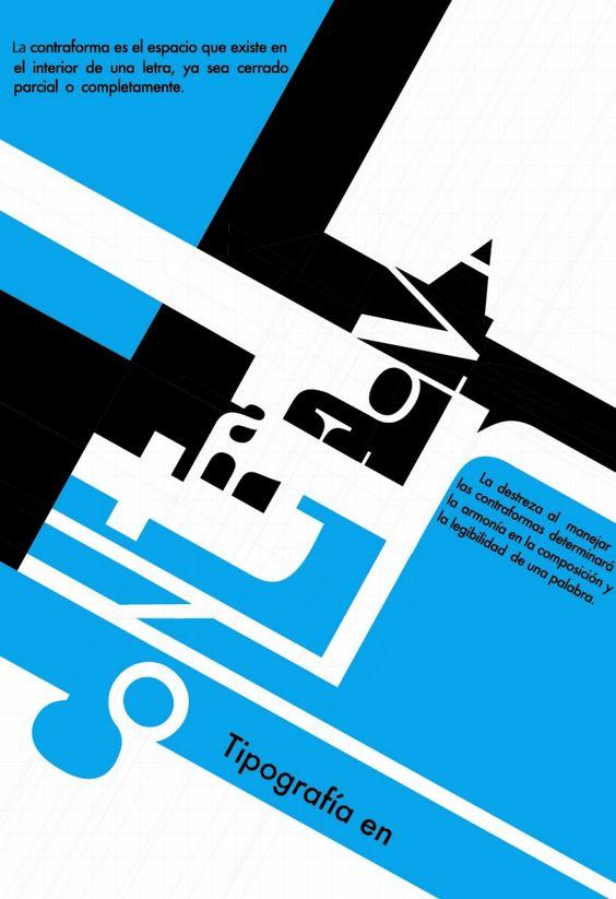Trabajos realizados en el Instituto de Diseño de Grafico.