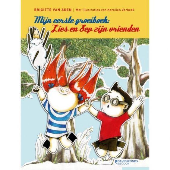 Mijn eerste groeiboek. Lies en Sep zijn vrienden